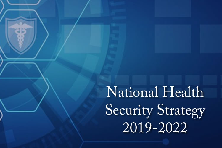 National Health Security Strategy 2019-2022