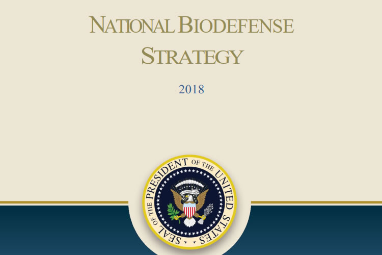 National Biodefense Strategy 2018
