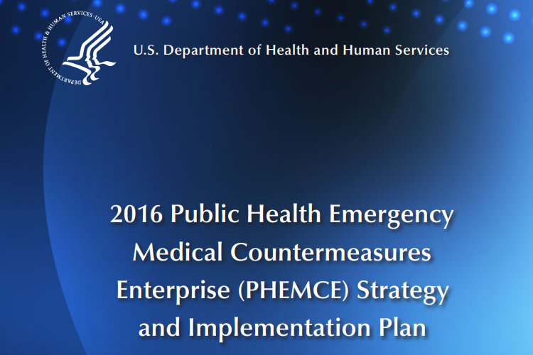 PHEMCE Strategy and Implementation Plan 2016