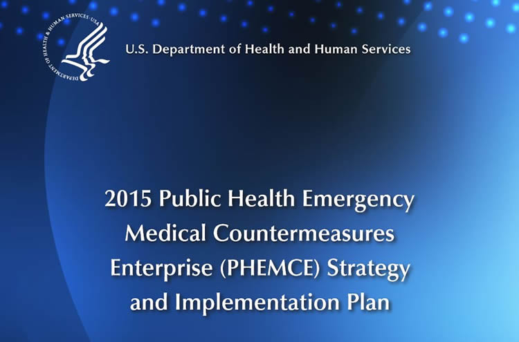 PHEMCE Strategy and Implementation Plan 2015